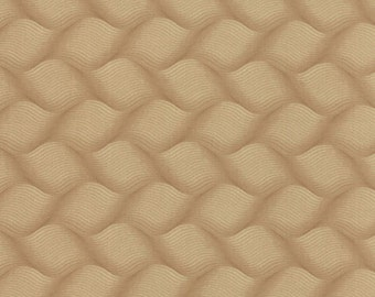 Moda Collections Mill 1892 Tan Waves Civil War Reproduction Fabric BTHY 46207-21