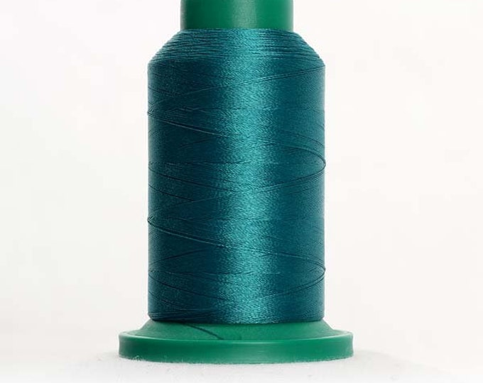 ISACORD Polyester Embroidery Thread Color 4625 Seagreen 1000m
