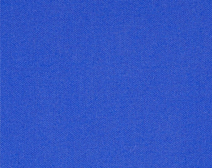 Robert Kaufman Kona Cotton Solid  LAPIS 357 Medium Purple Blue Fabric BTY