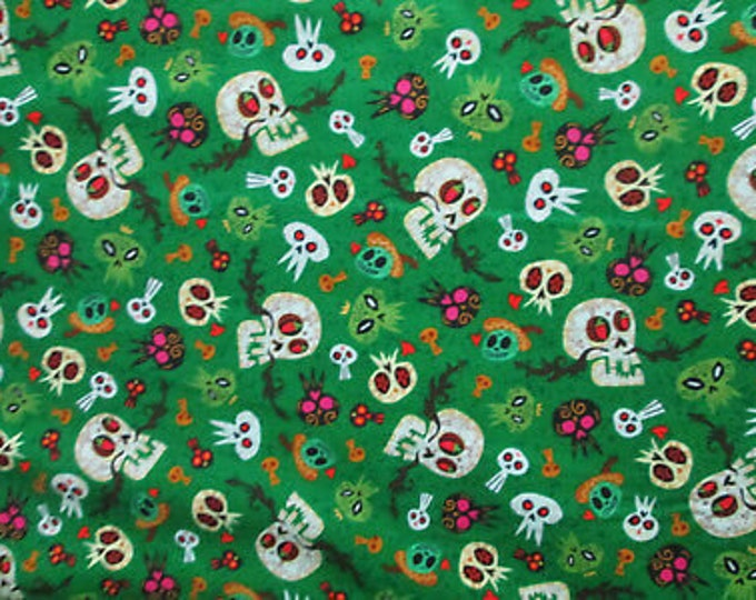 Quilting Treasures Hot Tamale 1649 26657 G Cotton  Fabric BTY