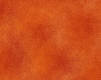 Benartex Shadow Blush Mottled Tonal Orange Copper Rust Fabric 0245-79 BTY