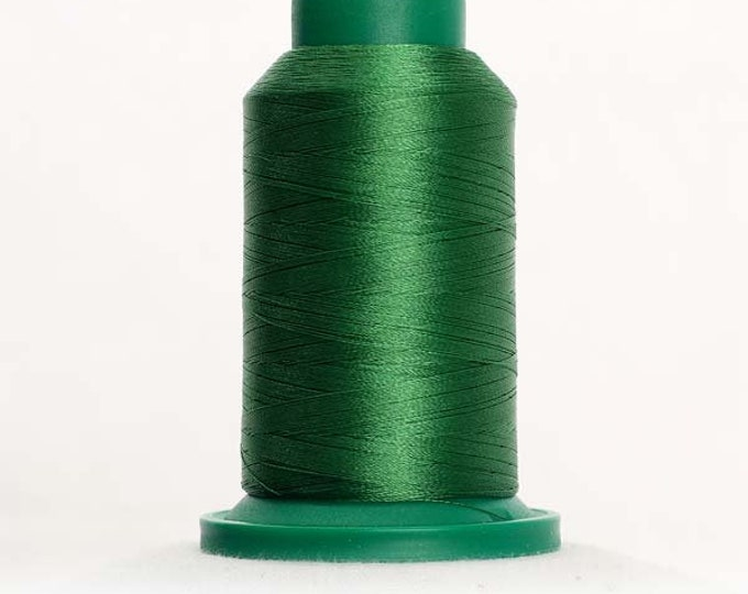 ISACORD Polyester Embroidery Thread Color 5633 Lime 1000m