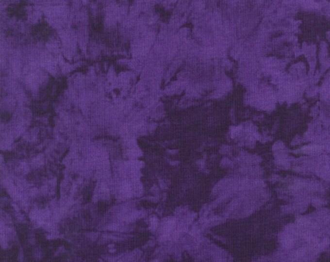 RJR Handspray Mottled Grape Purple Wine Tonal Fabric 4758-014 BTY