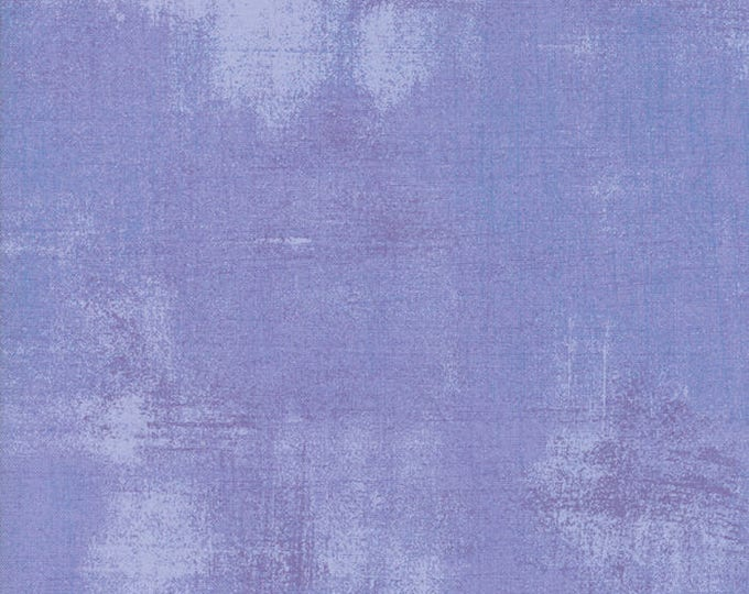 Moda Grunge Basics NEW PURPLE Sweet Lavender Lilac Mottled Background Fabric 30150-383 BTY