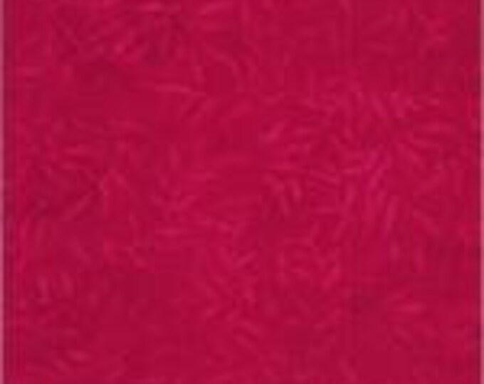 Batik Textiles Fabric 0107 Red BTY