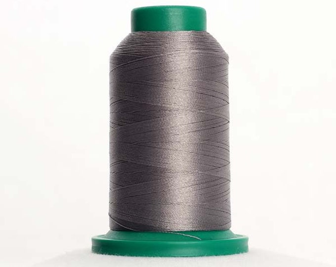 ISACORD Polyester Embroidery Thread Color 0152 Dolphin 1000m