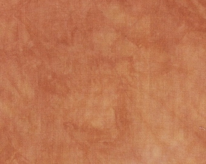 Windham Palette Marcia Derse Tonal Solid BLUSH Burnt Orange Modern Fabric 37098-49 BTHY