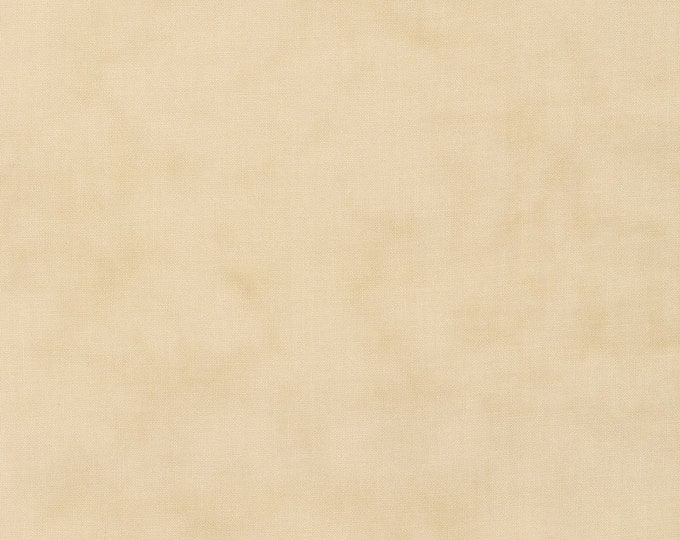 Moda Primitive Gatherings Flannel Tonal Tan Beige Cream Pie Crust Fabric F1040-22 BTY