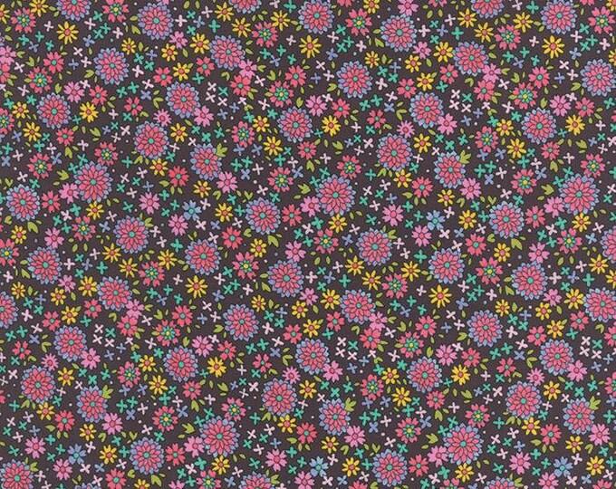 Moda Fabrics Regent St Lawn Pink Flora