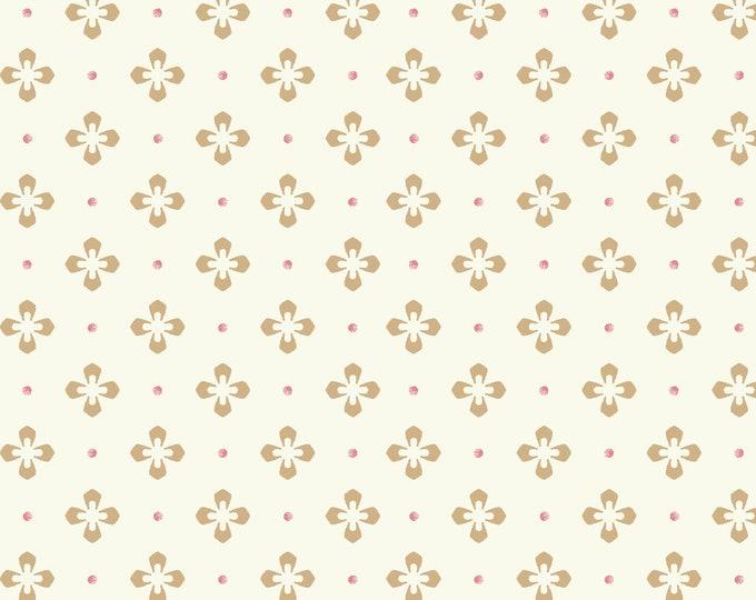 Maywood Fabric MAS9366-E Burgundy & Blush  Foulard Dot  BTY