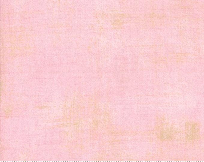Moda Grunge Basics Nova New PINWHEEL PINK Light Pink Mottled Background Fabric 30150-500 BTY