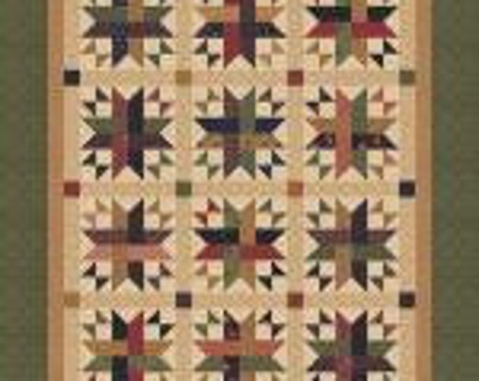 Milestones Quilt Kit by Kansas Troubles Quilters for Moda- KIT9610