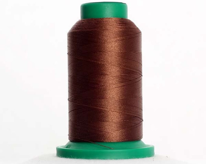 ISACORD Polyester Embroidery Thread Color 1055 Bark 1000m