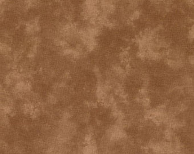 Moda Marble Marbles BARK BROWN Mottled Background Fabric 9881-77 BTY