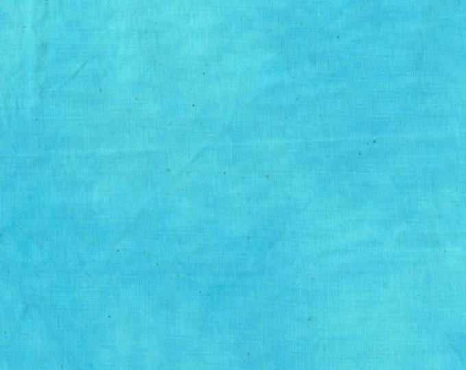 Windham Palette Marcia Derse Tonal Solid CURACAO Blue Aqua Modern Fabric 37098-29 BTHY