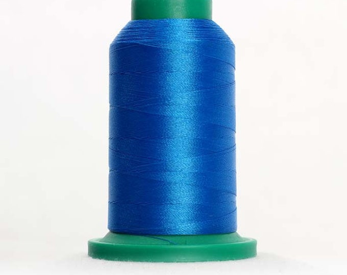 ISACORD Polyester Embroidery Thread Color 3900 Ceruleane 1000m
