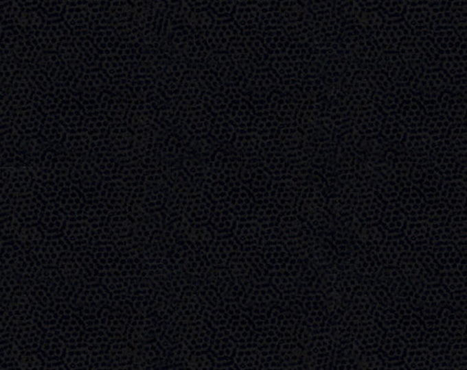 Andover Dimples Gail Kessler Basic Textured Blender Charcoal Black Grey Gray 1867-K1 BTHY