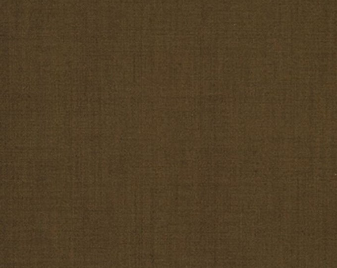 Moda French General Favorites Brown Texture Forest Tonal Fabric 13529-55 BTY