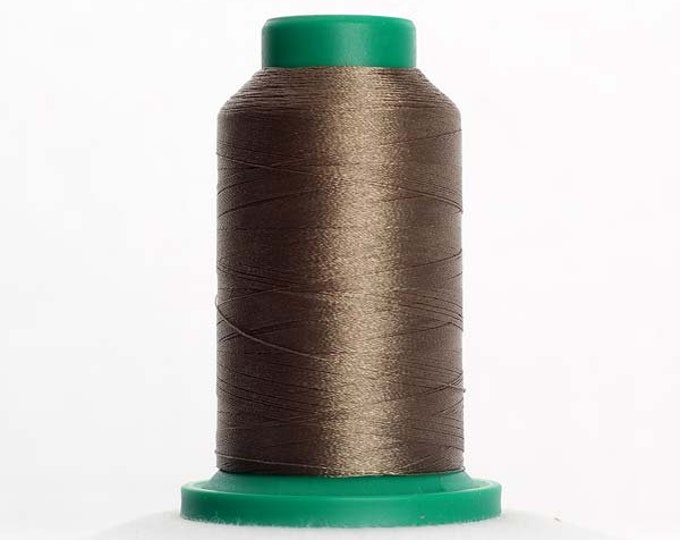 ISACORD Polyester Embroidery Thread Color 0776 Sage1000m