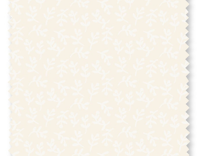 Felicity fabric 600042 Florets Beige BTY