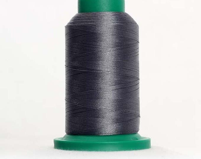 ISACORD Polyester Embroidery Thread Color  4074 Dimgray 1000m