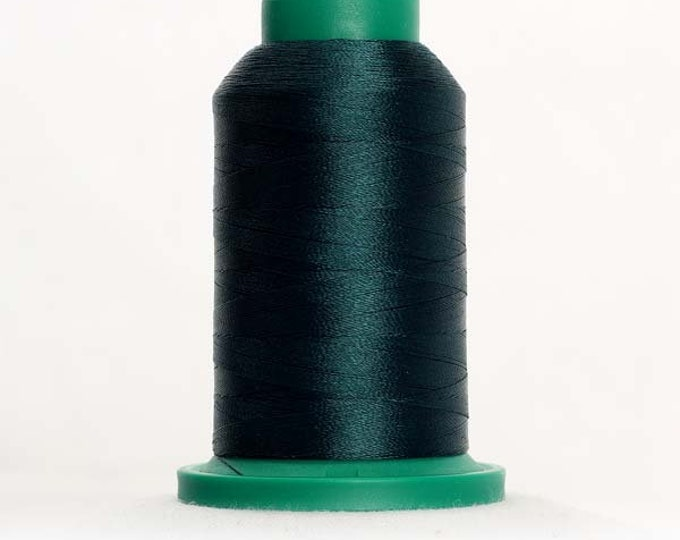 ISACORD Polyester Embroidery Thread Color 5335 Swamp1000m