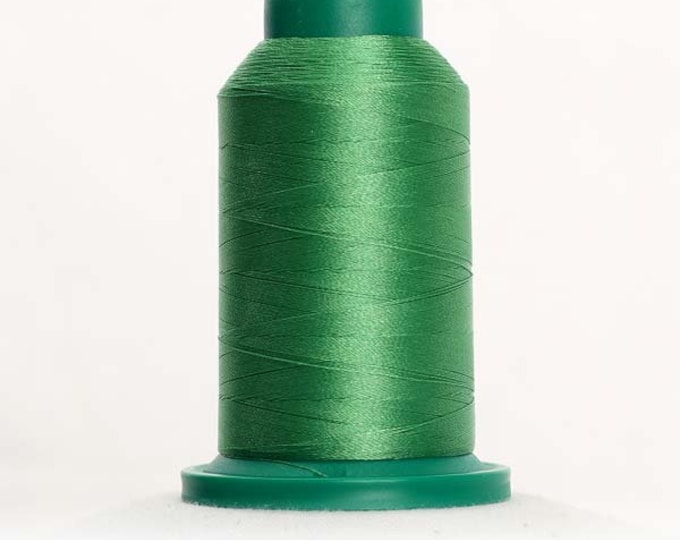 ISACORD Polyester Embroidery Thread Color 5531 Pear 1000m