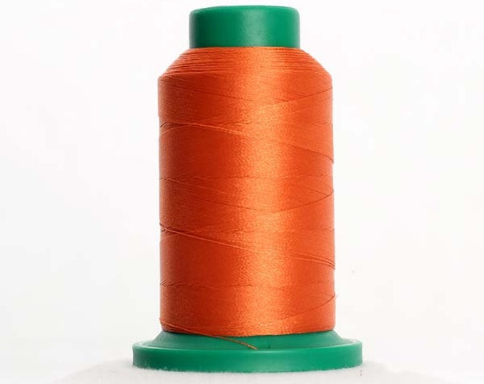 ISACORD Polyester Embroidery Thread Color 1114 Clay 1000m