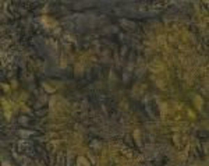 Batik Textiles Fabric Tonal Solid Blender Military Green 5116 BTY
