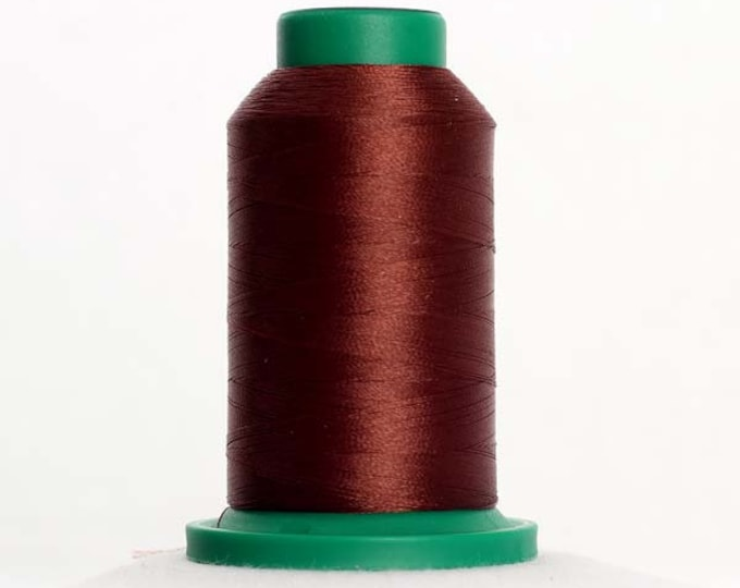 ISACORD Polyester Embroidery Thread  Color 1355 Fox 1000m
