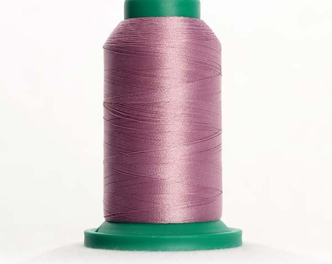 ISACORD Polyester Embroidery Thread Color 2764 Violet 1000m