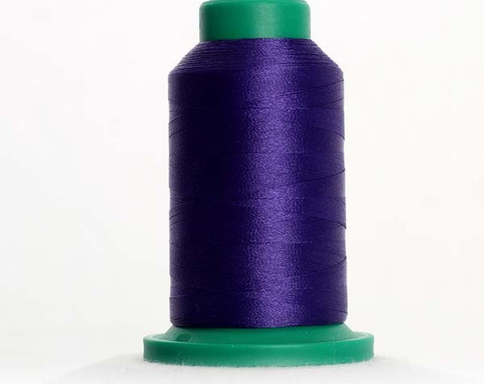 ISACORD Polyester Embroidery Thread 3110 Dark Ink 1000m