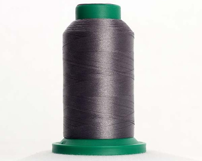 ISACORD Polyester Embroidery Thread Color 0112 Leadville 1000m