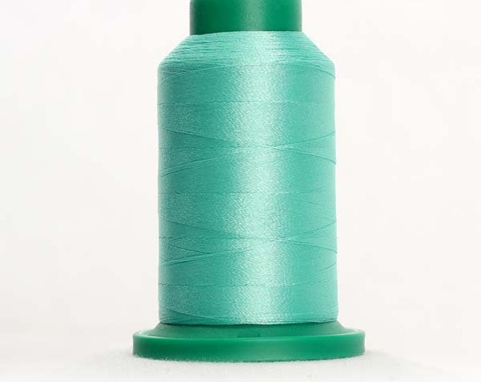 ISACORD Polyester Embroidery Thread Color 5220 Silver Sage1000m