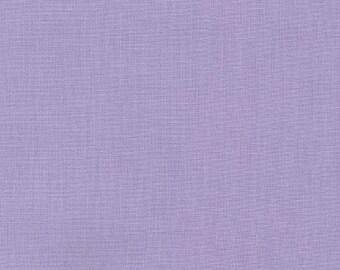 Robert Kaufman Kona Cotton Solids LILAC 1191 Light Purple Lavender Fabric BTY