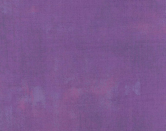Moda Basic Grunge GRAPE Purple Mottled Tonal 30150-239 Fabric BTY
