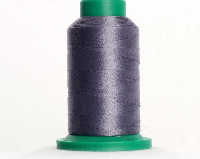 ISACORD Polyester Embroidery Thread Color 2674 Steel 1000m