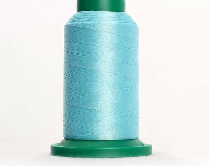 ISACORD Polyester Embroidery Thread Color 4240 Spearmint 1000m