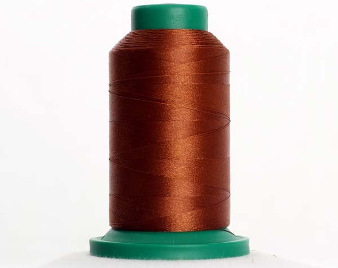 ISACORD Polyester Embroidery Thread Color 1134 Light Cocoa1000m