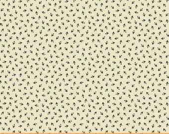 Windham Centennial Shirtings Cream Black Dot Arrow Civil War Reproduction Patriotic 42488-3 Fabric BTY