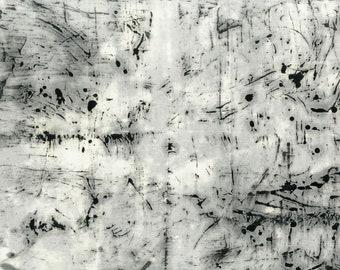 Treasure Hunt by Marcia Derse Gray Grey Black Basic 43187-7 Fabric BTY