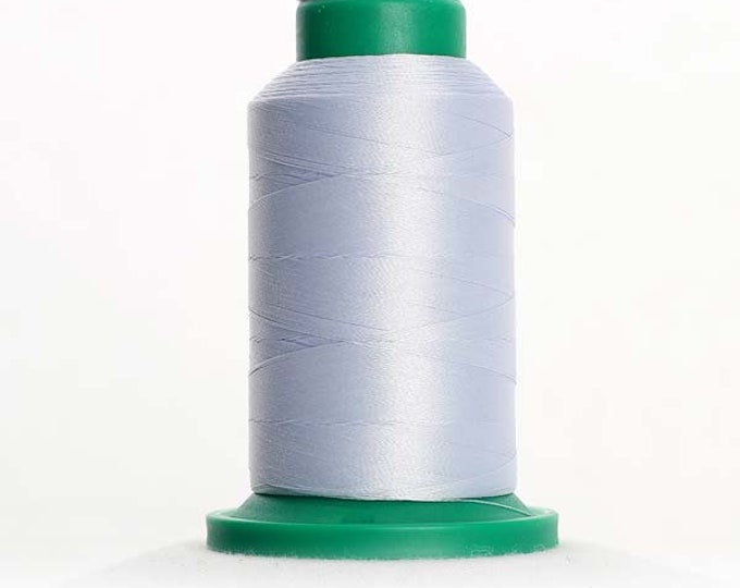 ISACORD Polyester Embroidery Thread Color 3350 Lavender Whisper  1000m