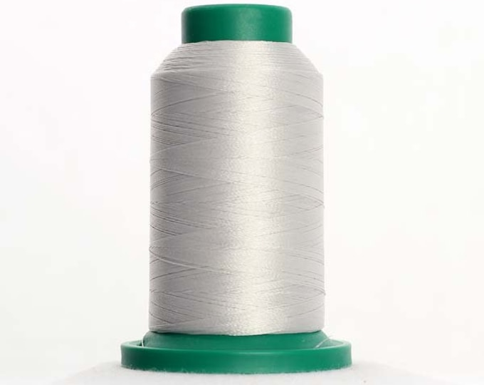 ISACORD Polyester Embroidery Thread Color 0184 Pearl 1000m