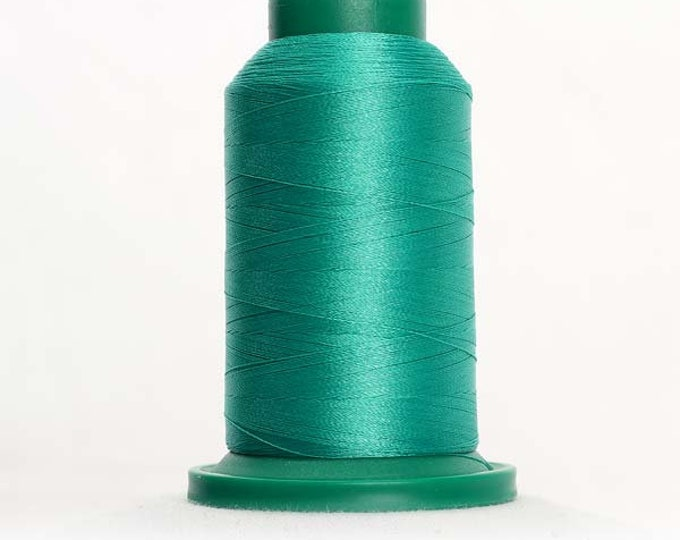 ISACORD Polyester Embroidery Thread Color 5210 Trellis Green1000m