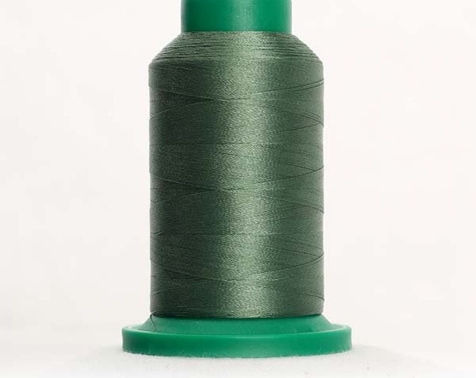 ISACORD Polyester Embroidery Thread Color 5743 Asparagus 1000m