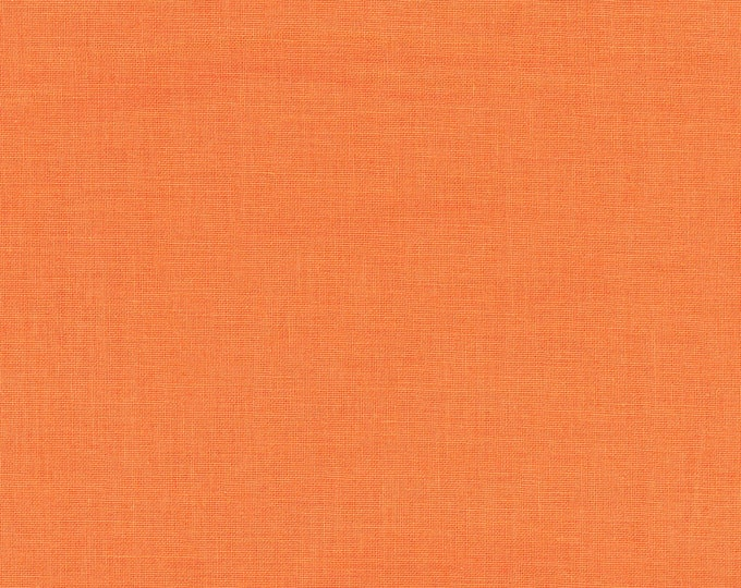 Maywood Fabric MAS630-O2 Simply Solids Orange Dusk  BTY