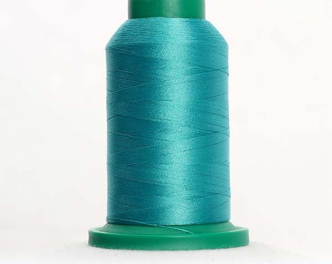 ISACORD Polyester Embroidery Thread Color 4620 Jade 1000m