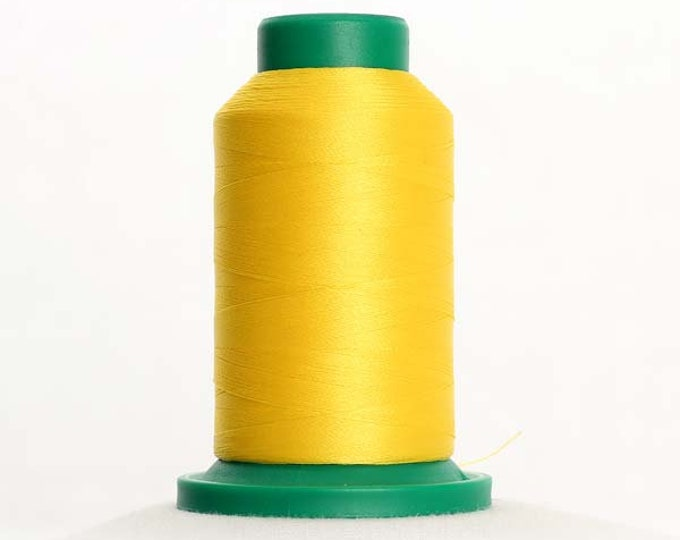 ISACORD Polyester Embroidery Thread Color   + View Larger   0600 Citrus 1000m