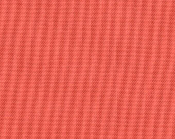 Paintbrush Studios Painters Palette Lipstick Coral 121-066 Cotton Fabric BTY