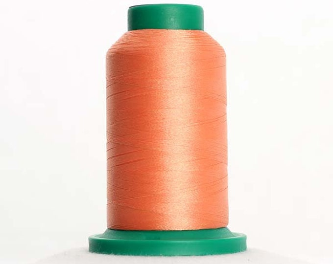 ISACORD Polyester Embroidery Thread  Color 1352 Salmon 1000m